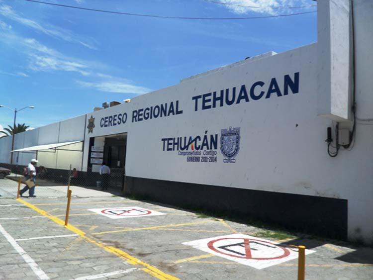 Investigan corrupción y venta de drogas en Cereso de Tehuacán