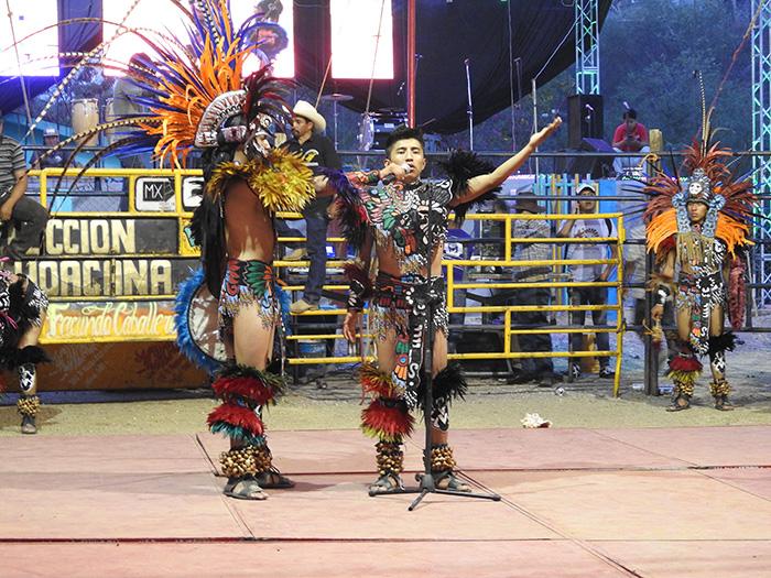 Con un colorido carnaval inicia la Feria de Tehuitzingo