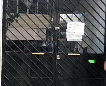 Cierra oficina de Telégrafos en Izúcar por contagios Covid