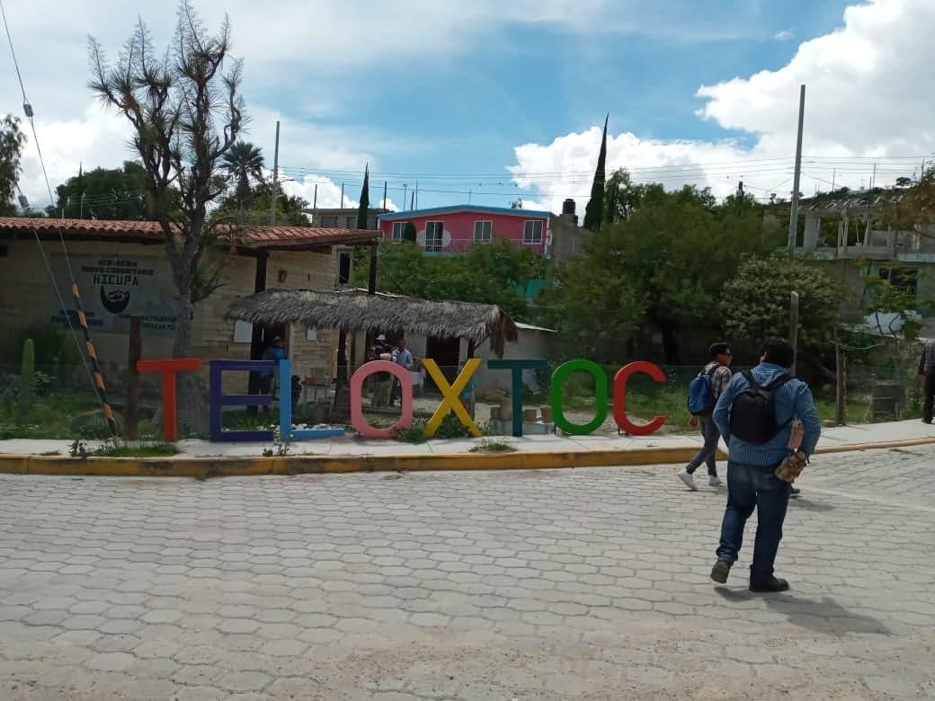 Se registra recuperación económica en Santa Ana Teloxtoc con envío de remesas