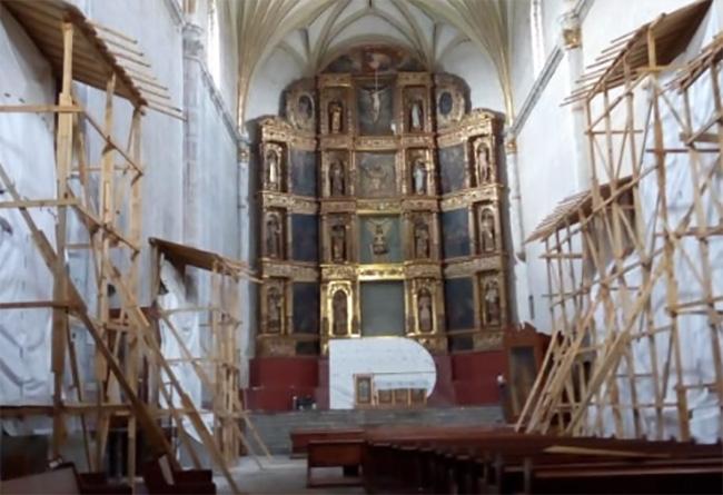Ciudadanos buscan costear reparaciones del ex convento de Huejotzingo