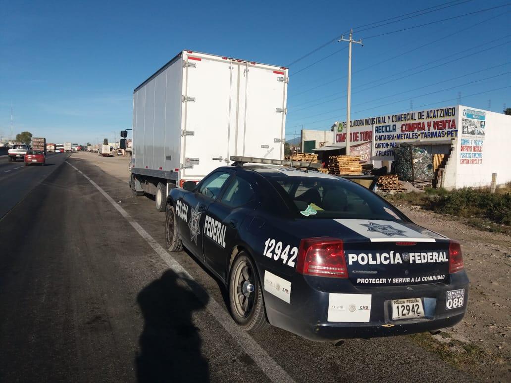 Delincuentes balean a Federales en Tepeaca