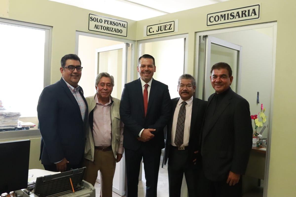 Prevén en Tepeaca nuevo Centro Integral de Servicios y SEMEFO