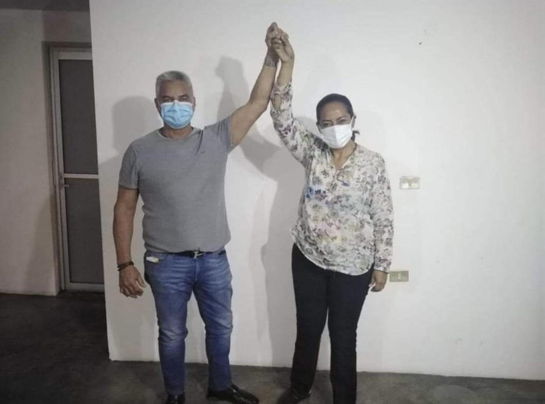 Ayala sumó al tercer perdedor del proceso interno del PT en Atlixco