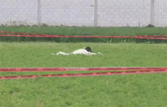 Lo apuñalan y lo dejan abandonado en terrenos de San Andrés Cholula