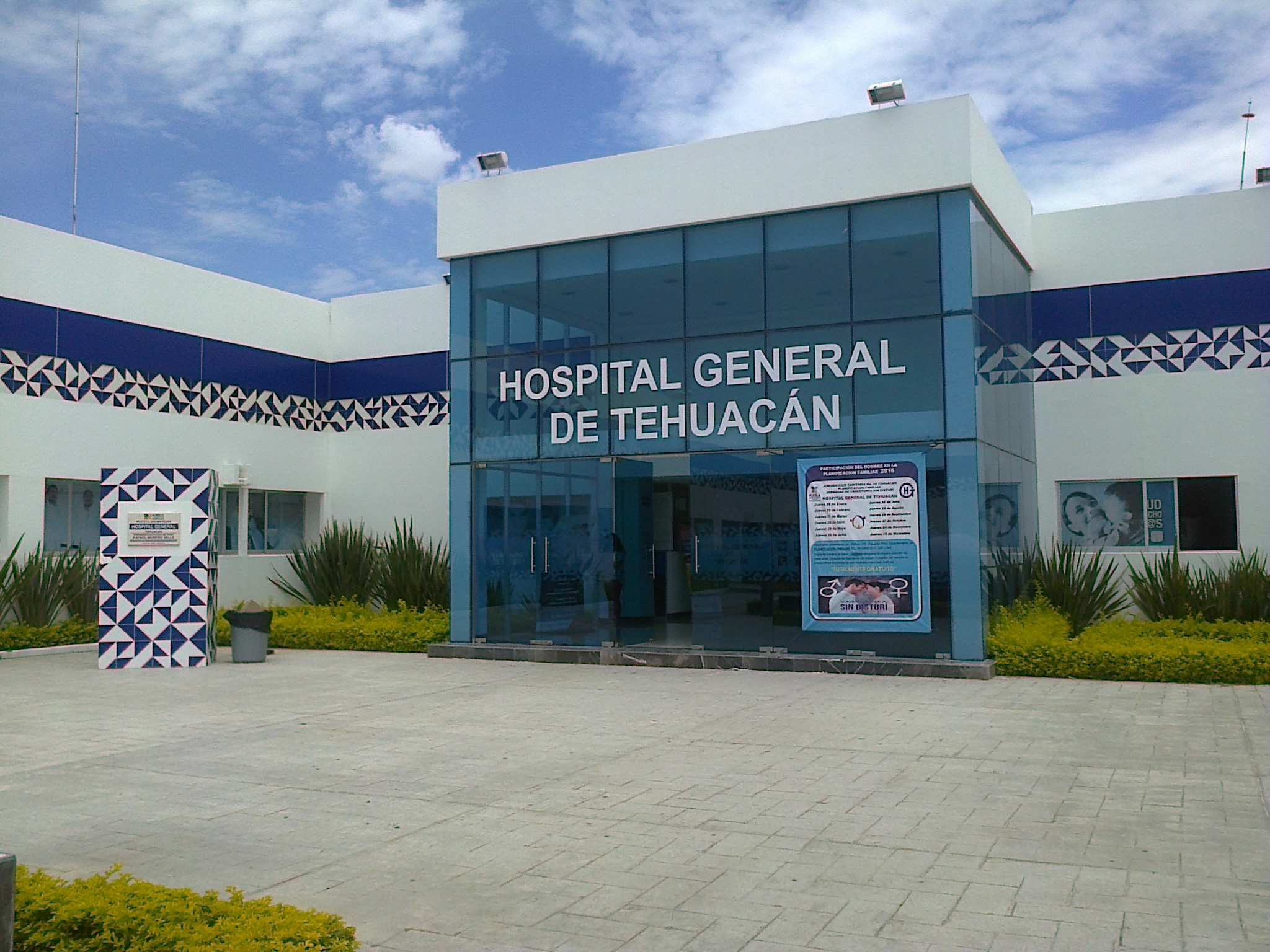 Ante baja en casos, Hospital General de Tehuacán es 50% Covid