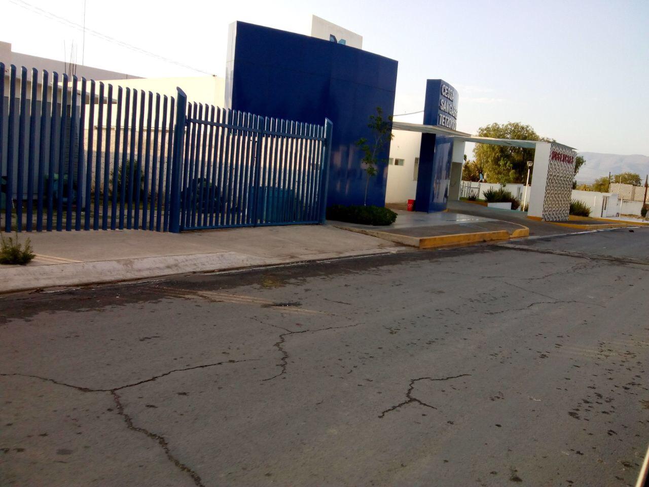Abandonan a recién nacida en predio de Yehualtepec