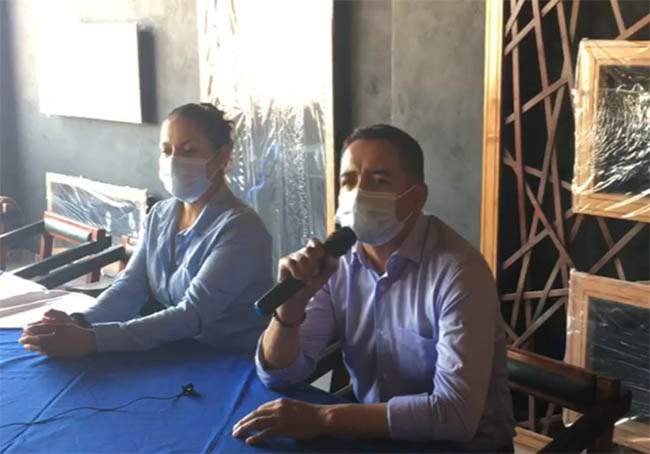 No estoy prófugo y sigo trabajando por San Andrés Cholula: Tlatehui