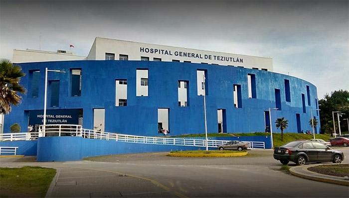 Aplican vacuna contra el Covid en Hospital de Teziutlán