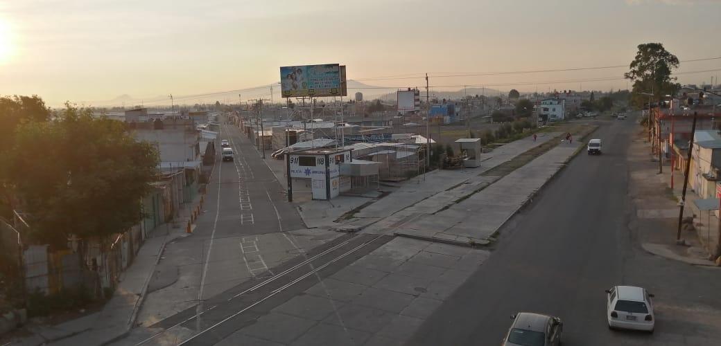 Protestas de comerciantes sin efecto, Texmelucan amanece sin tianguis