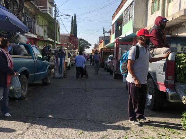 Atlixco anuncia medidas para el reinicio del tianguis