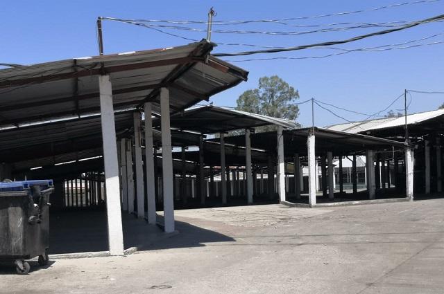 Por cuarta ocasión cancelan tianguis de los viernes en Teziutlán