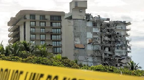 150 millones de dólares en compensación: caso Champlain Towers South