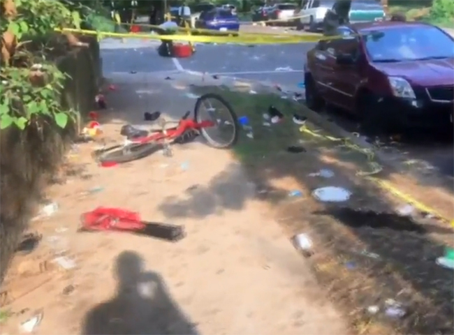Tiroteo en Washington deja un muerto y 20 heridos