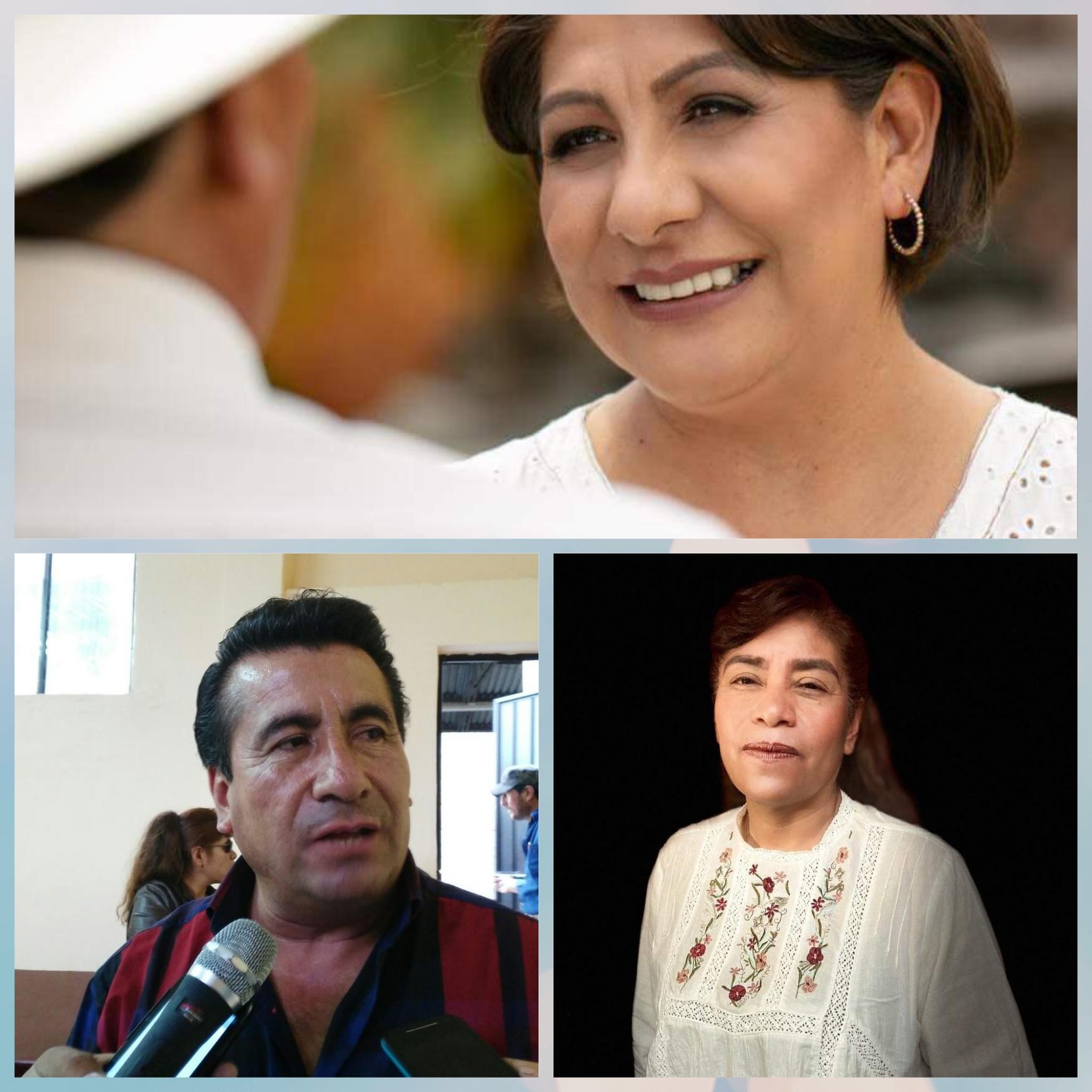 Definen candidatos a la alcaldía de Tlalancaleca; la actual alcaldesa busca reelección