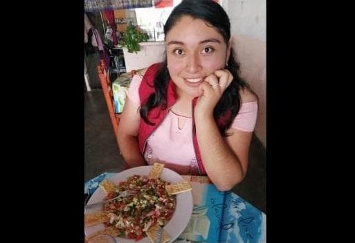 Liliana, de 19 años, desapareció de su casa en Tlacotepec