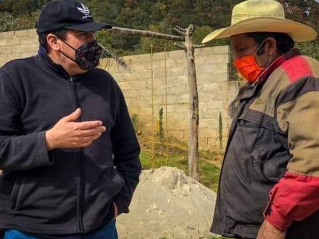 Campañas de aspirante a alcaldía de Tlahuapan no se detienen ante Covid