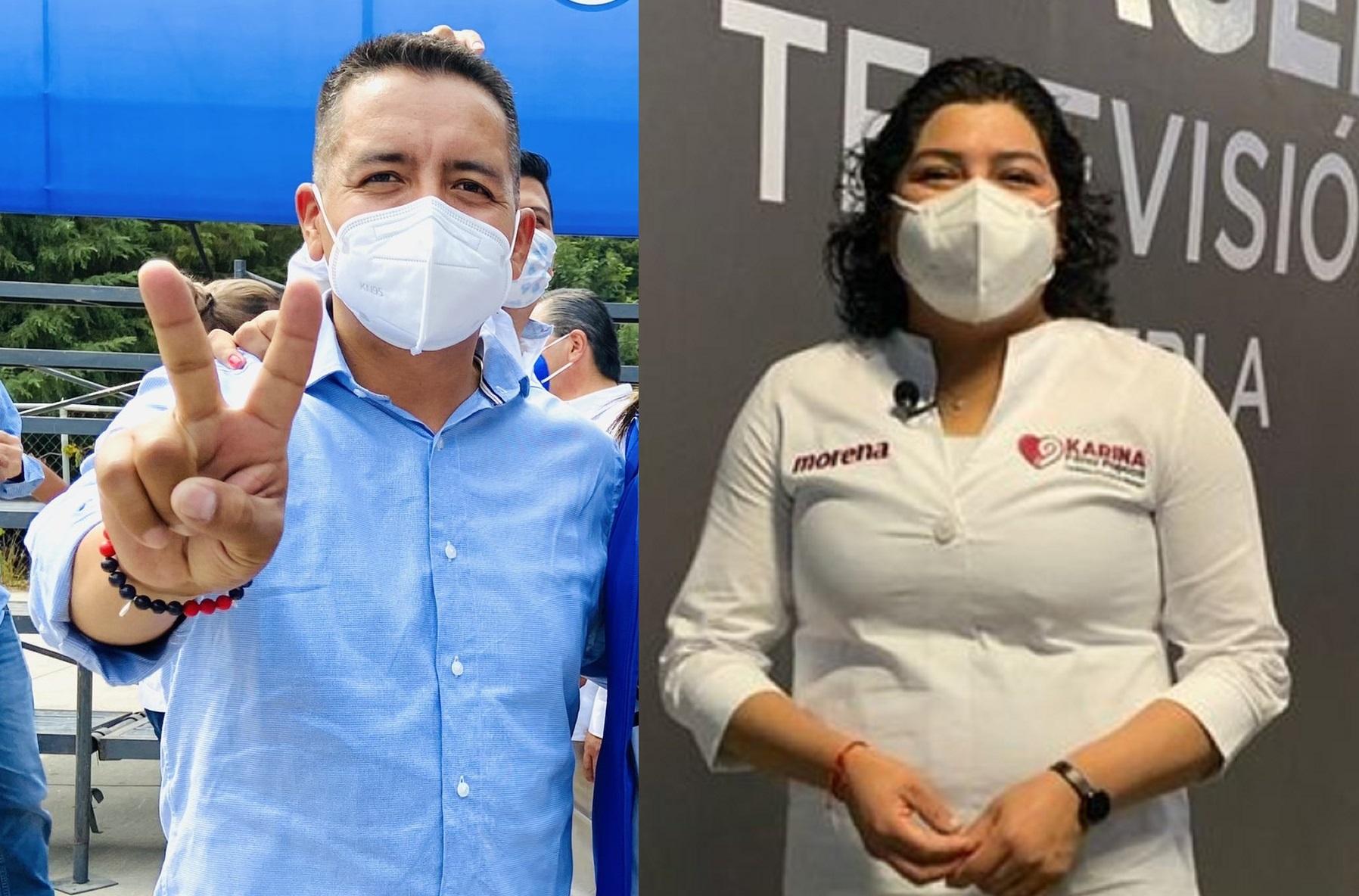 San Andrés es territorio Morena: Karina en arranque; Tlatehui acusa persecución