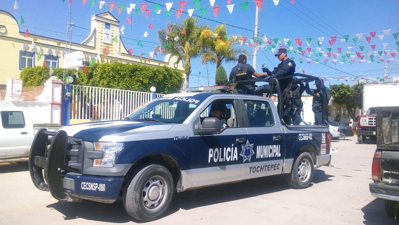 Niegan en Tochtepec que comandante fuera detenido con droga