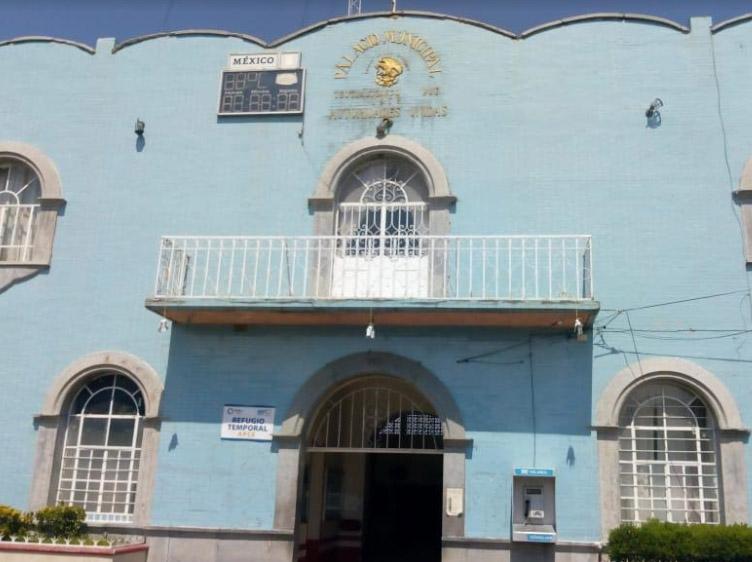 Covid-19 llegan al Ayuntamiento de Teotlalcingo