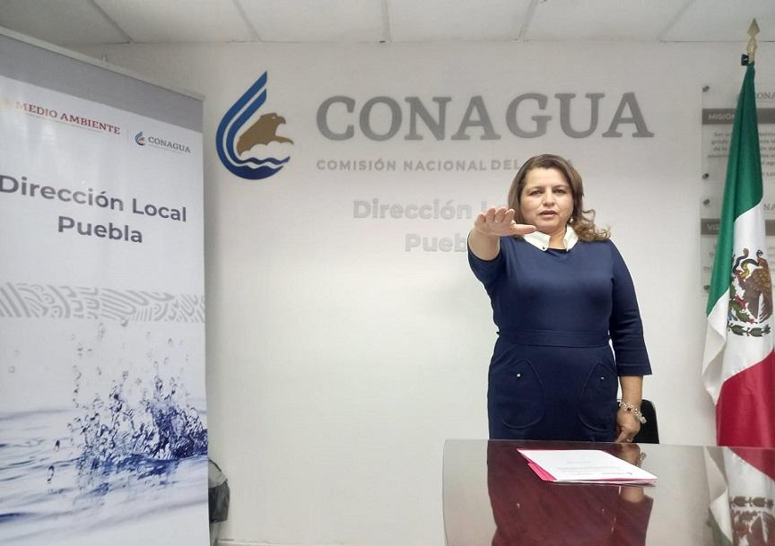 Beatriz Torres Trucios es nueva directora de Conagua en Puebla