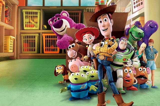 Toy Story cumplió 25 años y Pixar lo festeja