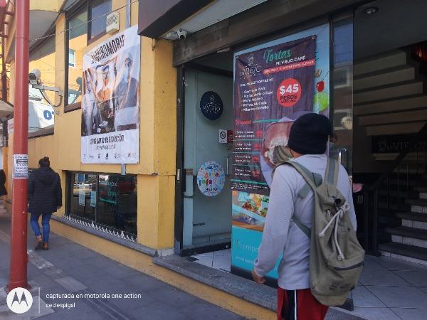 Trabajadores de restaurante en Texmelucan piden les permitan trabajar
