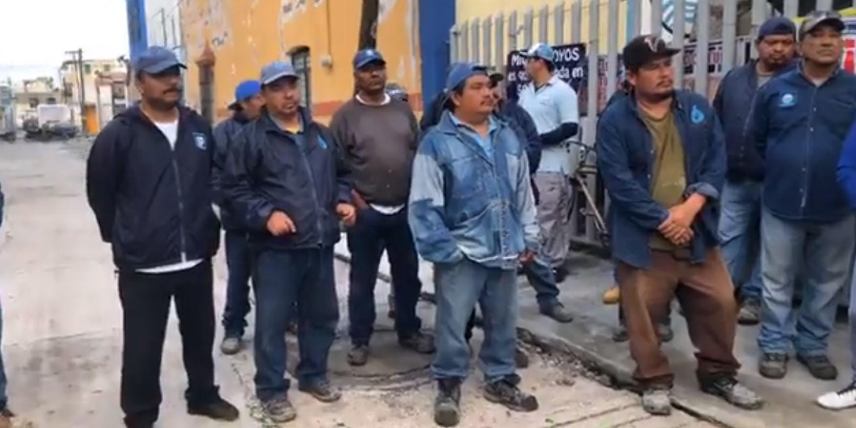Trabajadores del Sosapamim denuncian amenazas