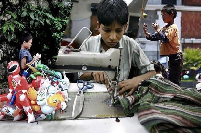 En Puebla 90 mil niños laboran en trabajos peligrosos