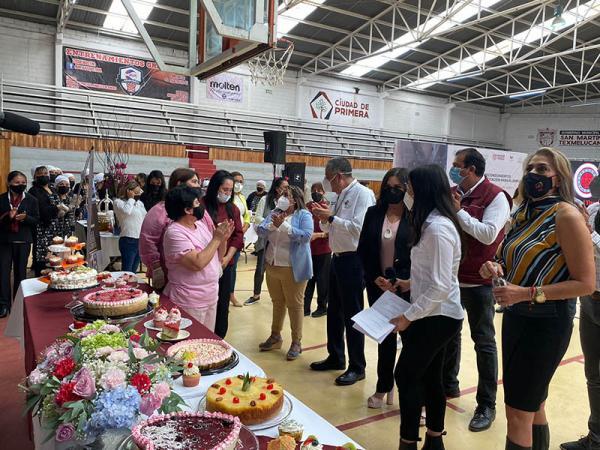 Capacitan a 191 personas en proyectos de autoempleo en Texmelucan
