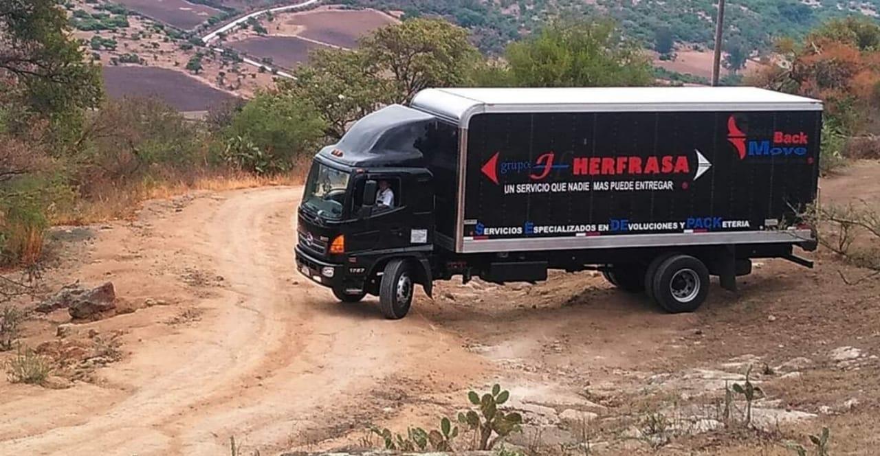 Roban camión con electrodomésticos en Tecamachalco