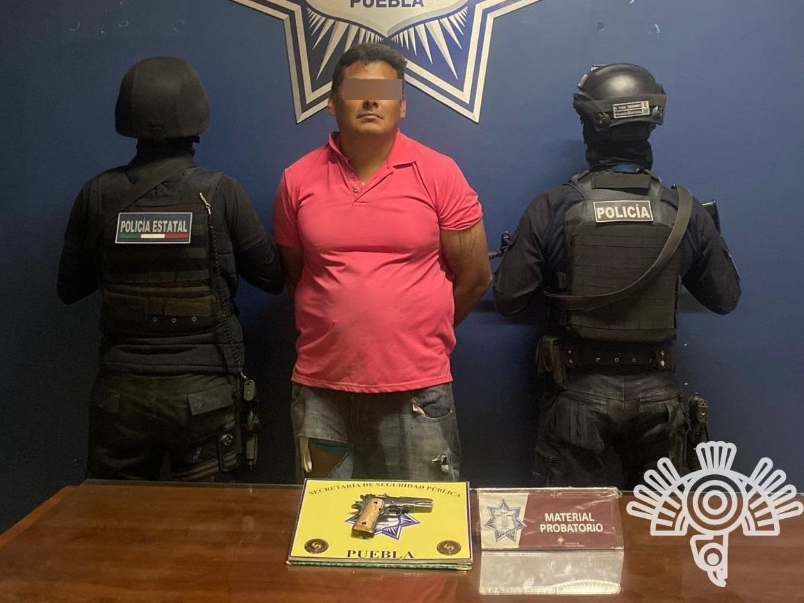 Se robó tractocamión en la Mixteca y lo detuvieron