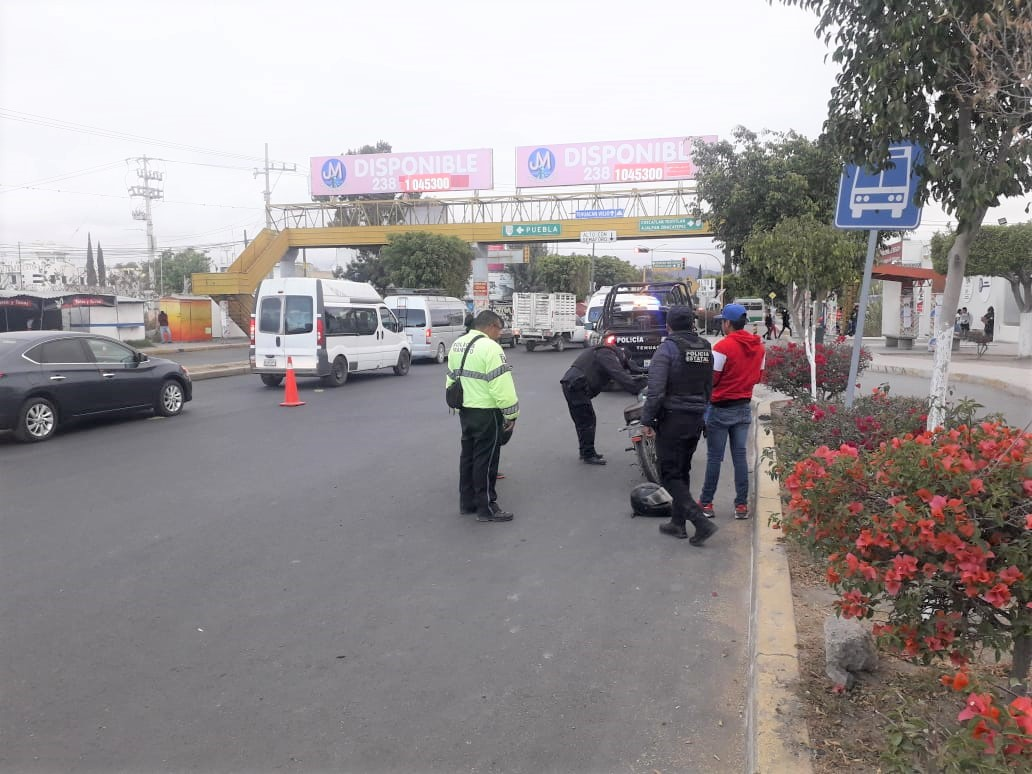 Tránsito municipal de Tehuacán tramita licencia de portación de arma