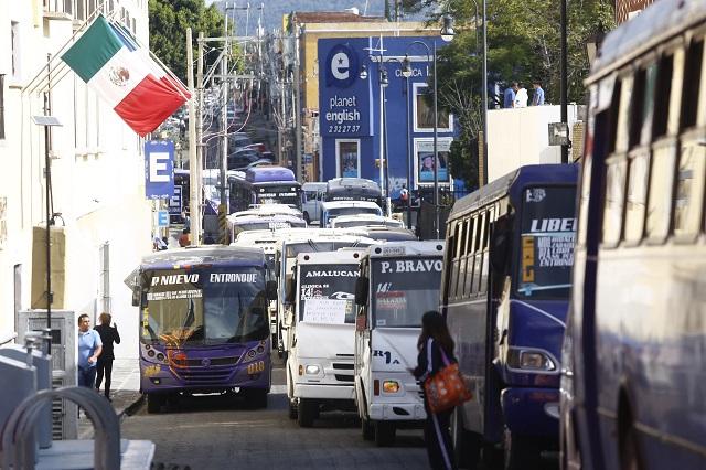 Este jueves, anuncio oficial de alza a tarifa del transporte: Barbosa