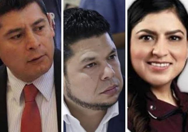 Armenta, Biestro y Rivera buscan la candidatura a la alcaldía de Puebla