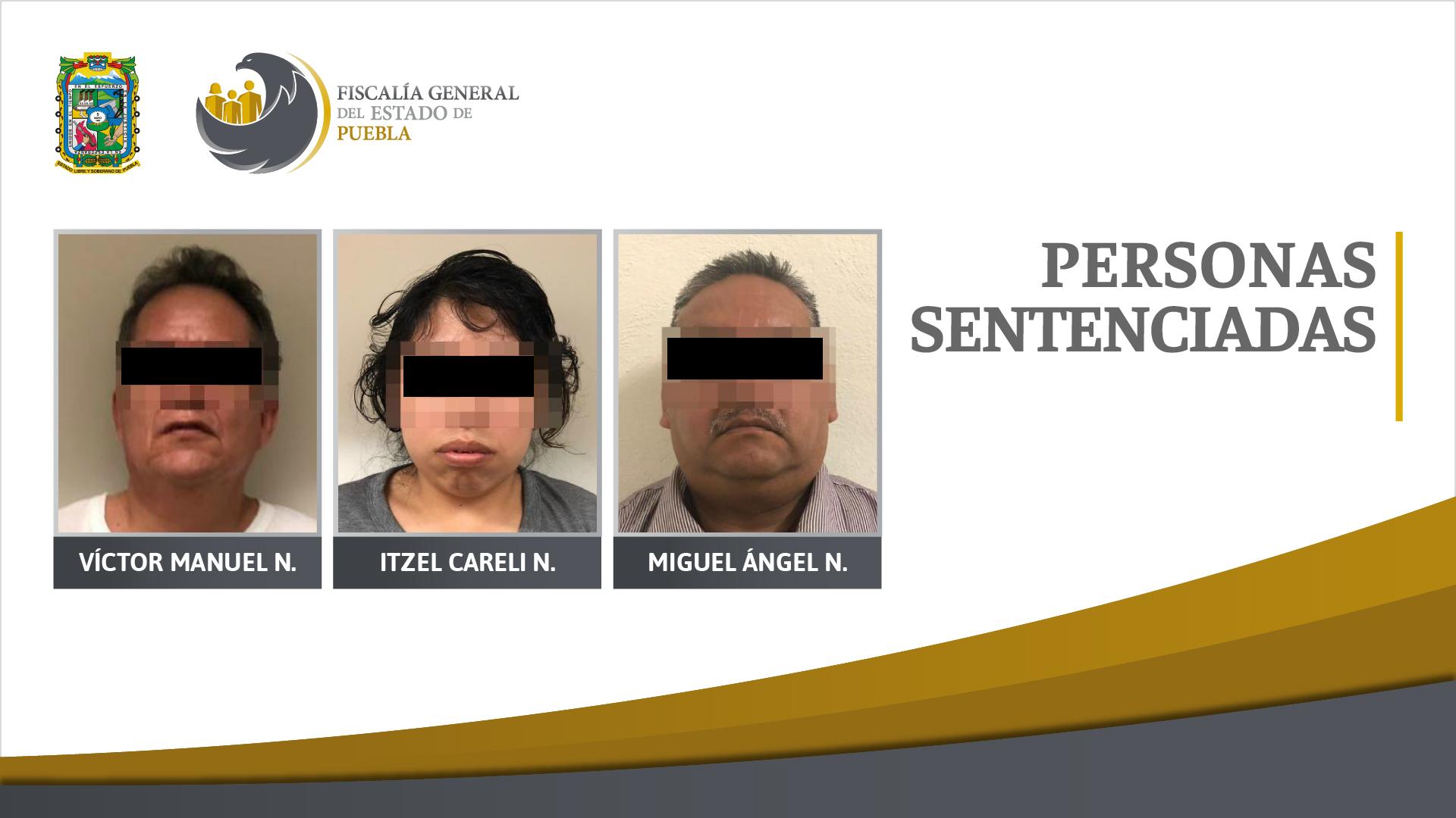Les dan solo 4 años de prisión por prostituir a mujeres en Puebla