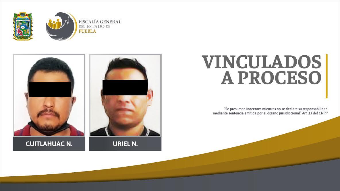 Cae líder de banda por triple homicidio en Yehualtepec