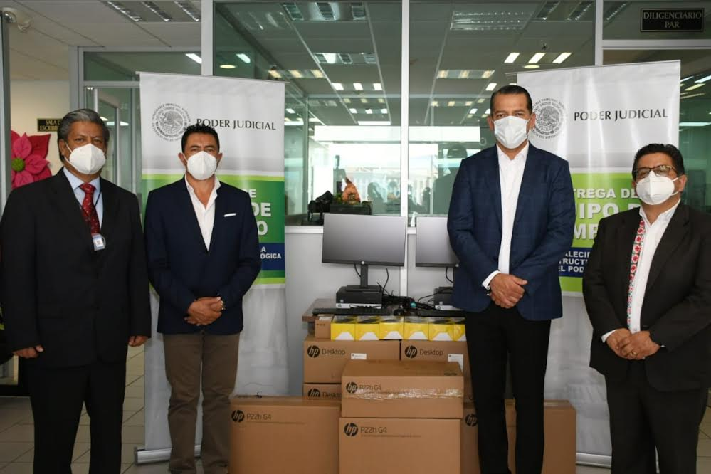 TSJ mejora infraestructura digital en Teziutlán y Tlatlauquitepec
