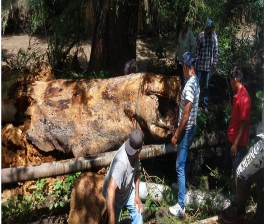 Lluvias dejan sin agua potable a pobladores de Chietla