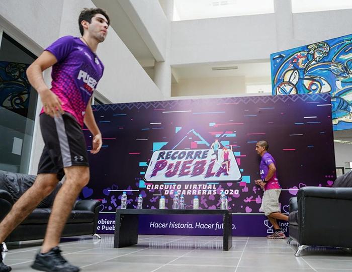 INPODE realizó décima carrera de Recorre Puebla en Xicotepec de Juárez