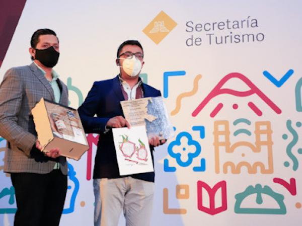 Entregan Premios a la Innovación y Calidad Turística 2020 en Puebla