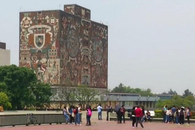 Alumnos UNAM se quejan ante CNDH por baja del 53% en otorgamientos de títulos