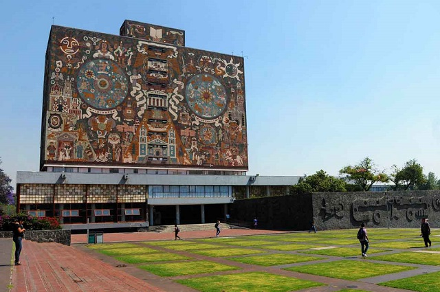 UNAM: 470 años de historia