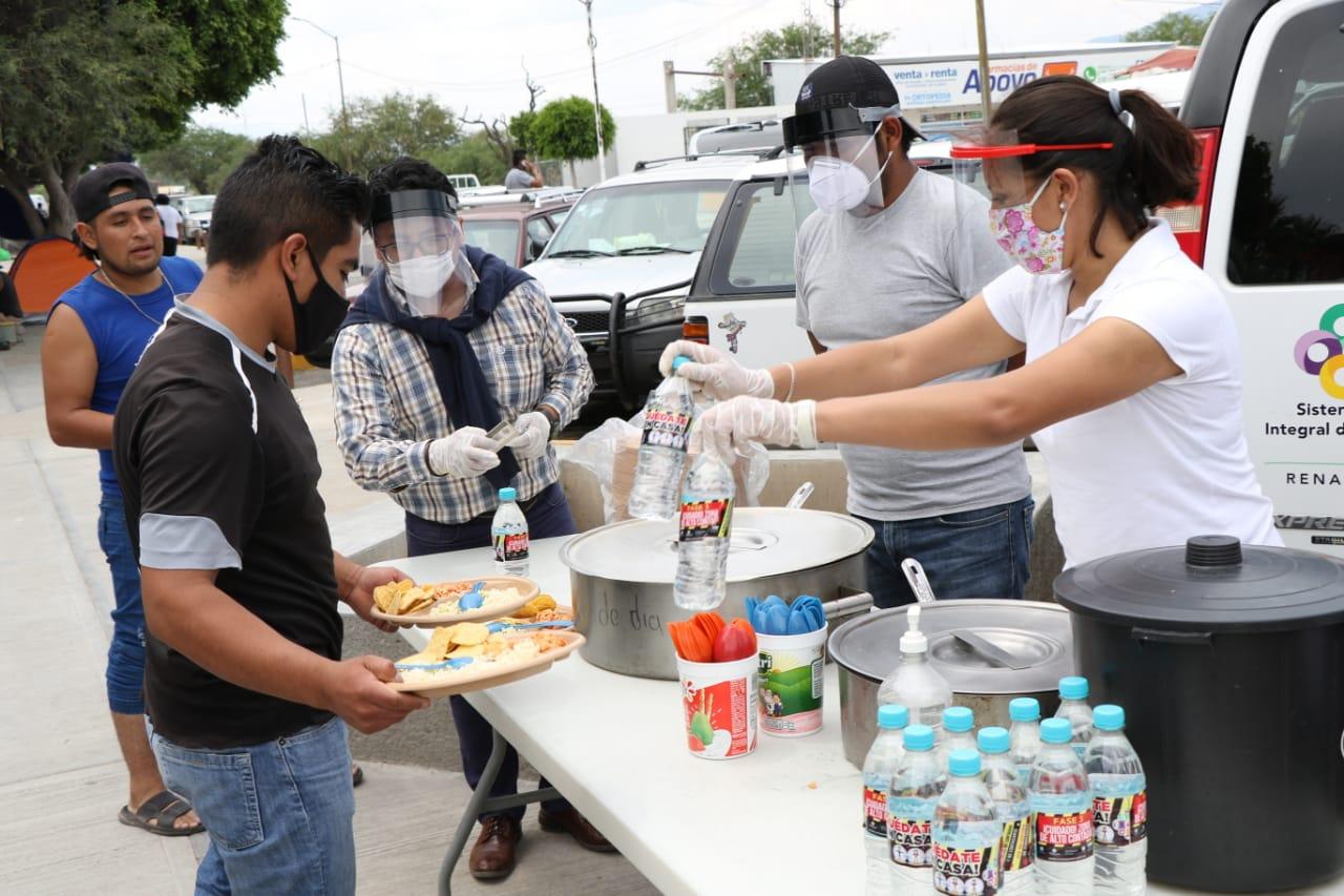 Suspenden servicio de comedores comunitarios en Tehuacán por falta de insumos