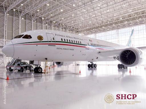 AMLO asegura que ya hay oferta para comprar avión presidencial