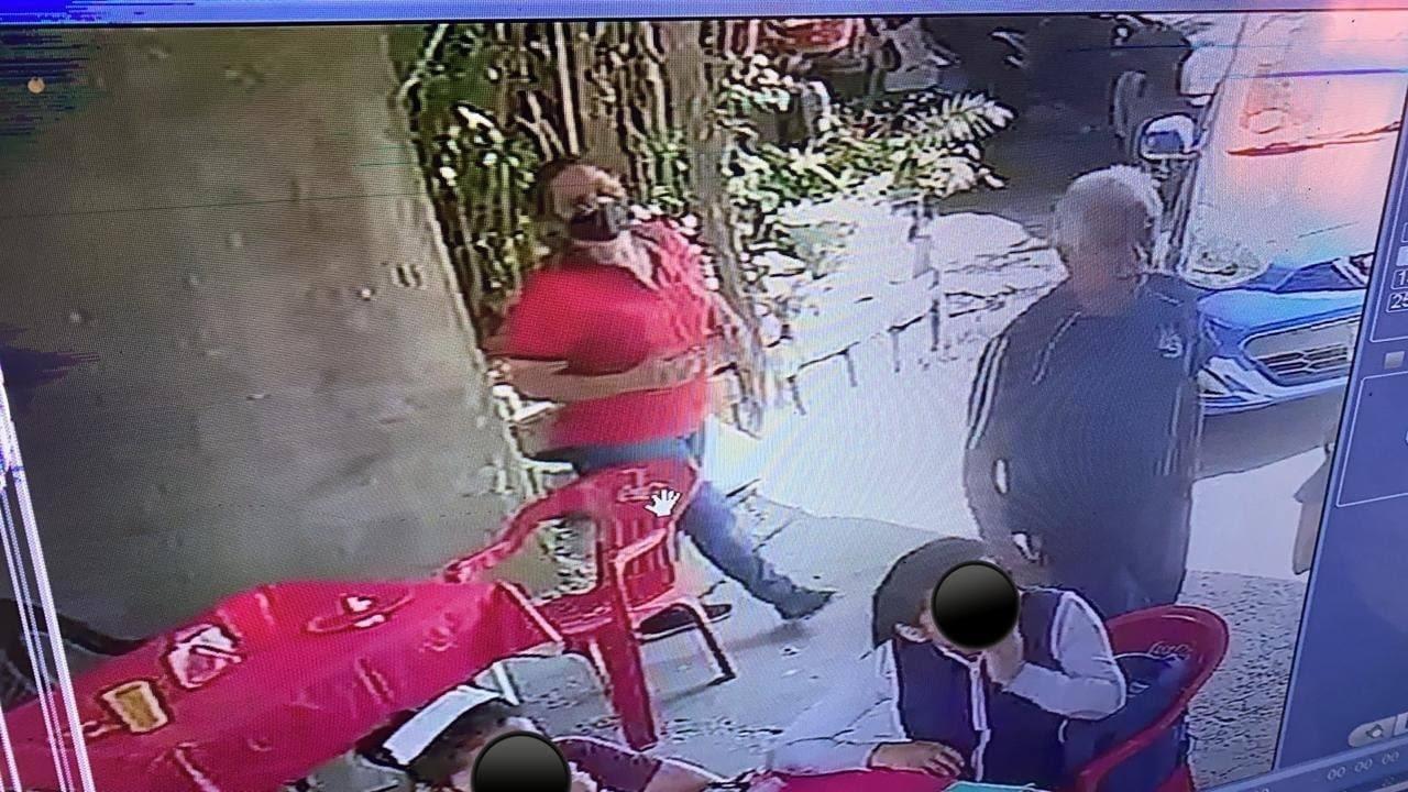 Captan a pareja de ancianitos robando cartera en Atlixco