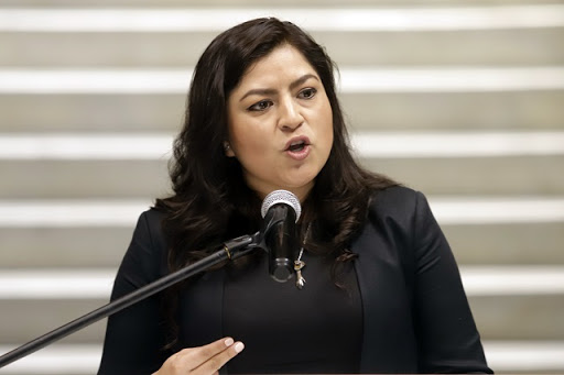 Claudia Rivera rechaza designación de Barbosa en Seguridad Pública