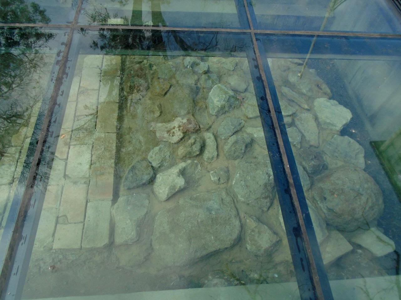 Atlixquenses caminarán sobre piso de 900 años en San Miguel