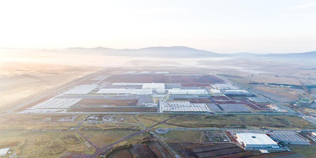 Audi México está en búsqueda de ser una planta rentable y amigable con el medioambiente