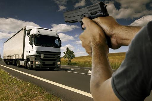 Roban camión cargado de papel higiénico en Teziutlán